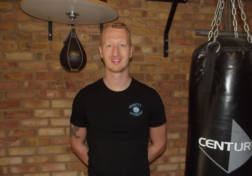 Picture of Brett saggs - personal trainer in maldon
